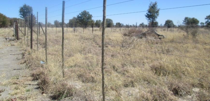 Boundary/Fence