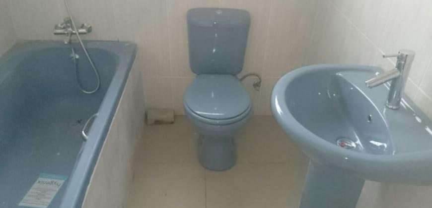 Common bathroom/toilet area