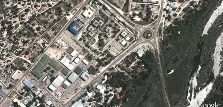 View on the Google map
