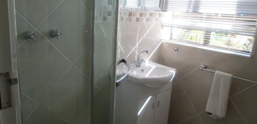 Shower/toielt area