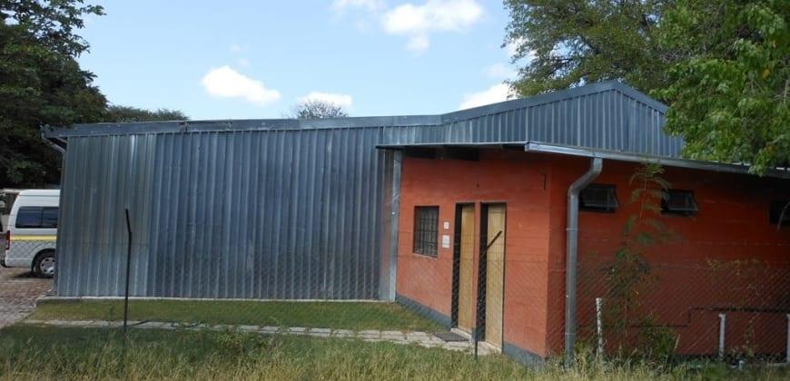 Offices/workshop
