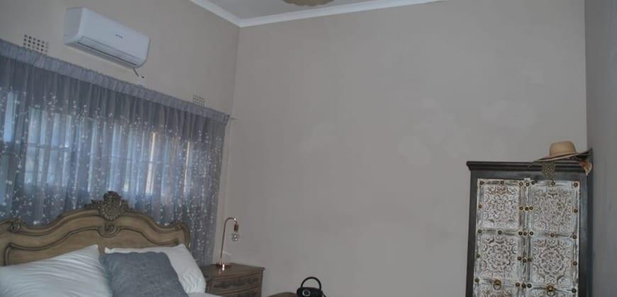 Bedroom/ac unit