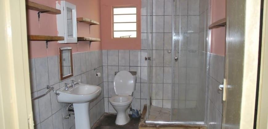 Bathroom/shower/toilet