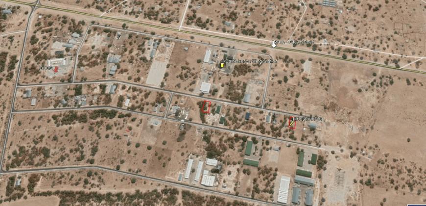 Plot view on google map