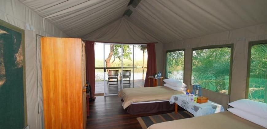 Internal bedrooms